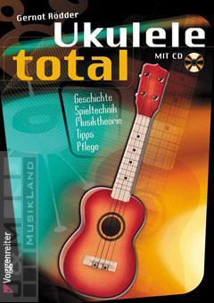 Ukulele total - Gernot Rödder mit CD