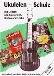 Ukulelen-Schule mit CD