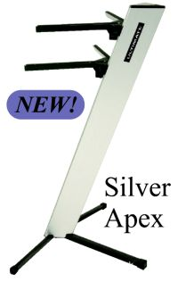 Ultimate APEX Keyboard Ständer silber AX48S