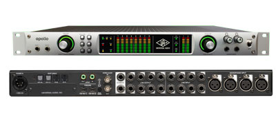 Universal Audio Apollo QuadCore