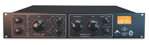 Universal Audio LA-610mkII Channel Strip