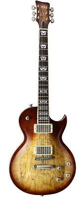 VGS Eruption Select Yellowed Tobaccoburst