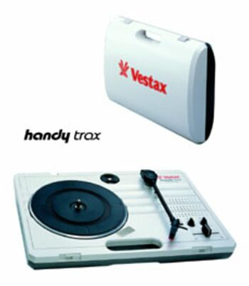 Vestax Handy Trax Turntable