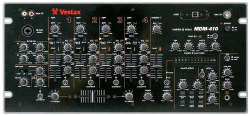 Vestax MDM-410 Mixer