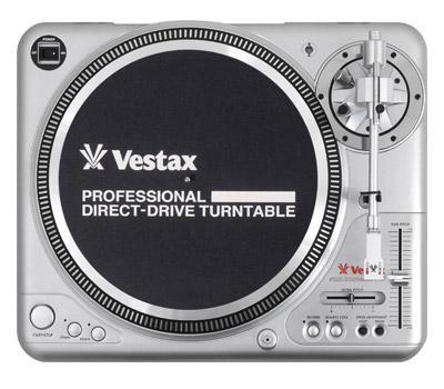 Vestax PDX-2000 MK2 Pro Turntable
