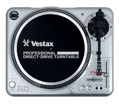 Vestax PDX-2000 MK2 Turntable
