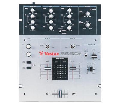 Vestax PMC-05 PRO III Mixer