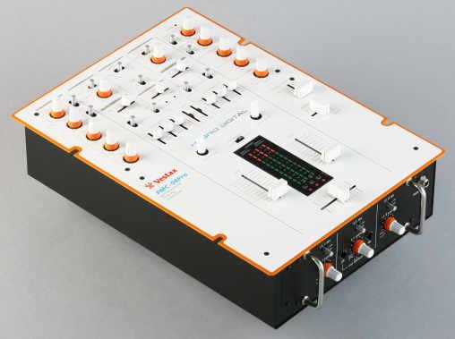 Vestax PMC-08 Pro White Mixer