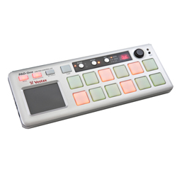 Vestax PAD-ONE Pad-Controller Alu