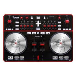 Vestax Typhoon DJ Controller black