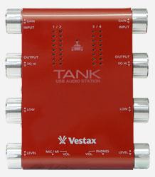 Vestax VAI-80 DJ USB Soundkarte