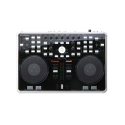 Vestax VCI-300 MK2 DJ-MIDI-Controller USB inkl. Soundkarte