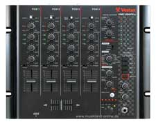 Vestax VMC-004 FXU Isolator Mixer mit Effekt