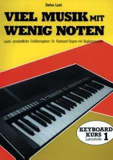 Viel Musik mit wenig Noten Bd. 1