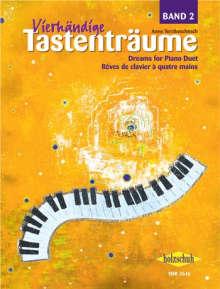 Vierhändige Tastenträume Bd.2