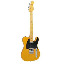 Vintage V52BS E-Gitarre