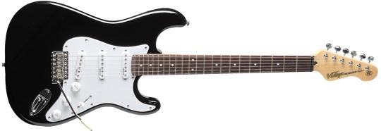 Vintage V6BB E-Gitarre