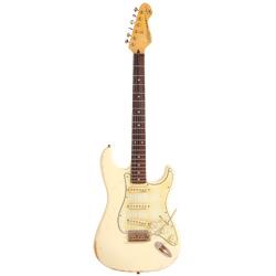 Vintage V6MRTBG Thomas Blug Signature E-Gitarre