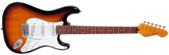 Vintage V6SSB E-Gitarre