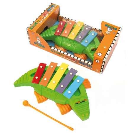 Voggenreiter Kroko-Glockenspiel