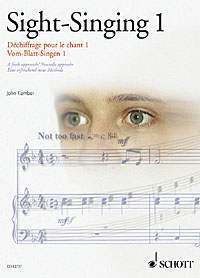 Vom-Blatt-Singen 1, John Kember ED12737