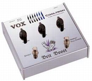 Vox Cooltron Brit Boost