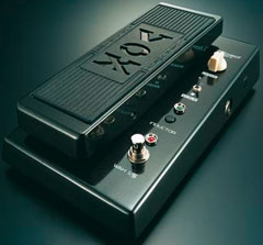 Vox Joe Satriani Big Bad Wah - Dual Wah Pedal