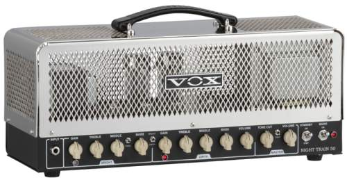 Vox NT50H Night Train Head