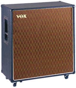 Vox V-412 BN Box
