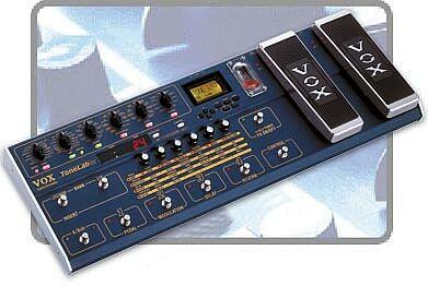 Vox Valvetronics Tonelab SE