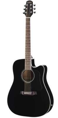 Walden D350CEB Standard Westerngitarre