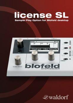 Waldorf Licence SL Blofeld Sample Upgrade 60MB