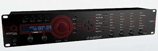 Waldorf micro Q Phoenix Edition