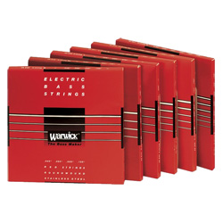 Warwick RED Label Strings Bass 040-100