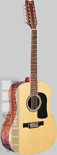 Washburn D-10 S12-N 12-String Westerngitarre