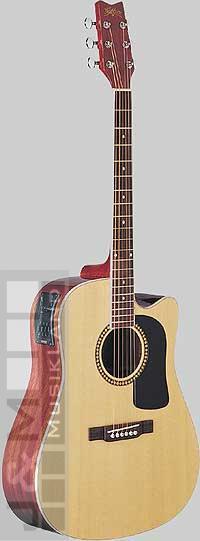 Washburn D-10 SCE-N Westerngitarre