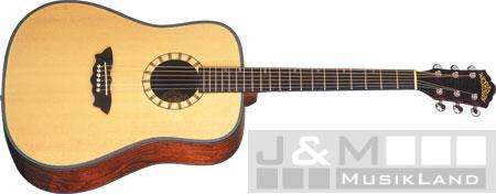 Washburn D-46 S-N Westerngitarre