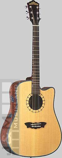 Washburn D-46 SCE-N W-Gitarre