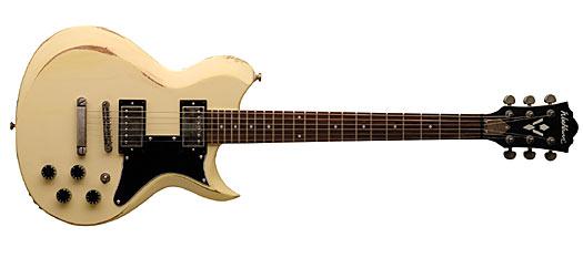 Washburn WI-64 VBLD E-Gitarre inkl. Deluxe Gig-Bag