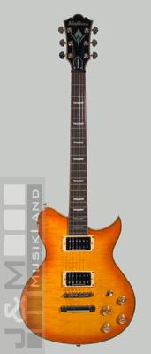 Washburn WI-66 PRO FHB E-Gitarre