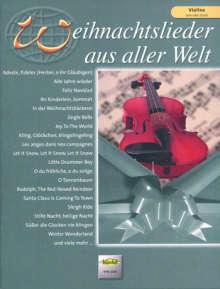 Weihnachtslieder aus aller Welt - Violine