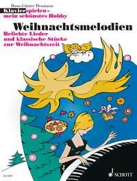 Weihnachtsmelodien für Klavier