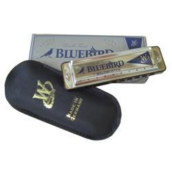 Weltmeister Bluebird C Dur Mundharmonika