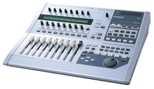 Yamaha 01X mLAN Music Production Studio