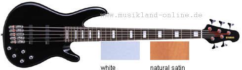 Yamaha BB-2005 BL Bass inkl. Case