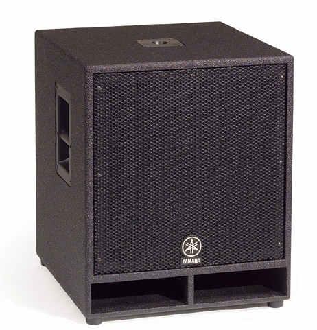Yamaha CW-115 V Bass-Box Club Series passiv