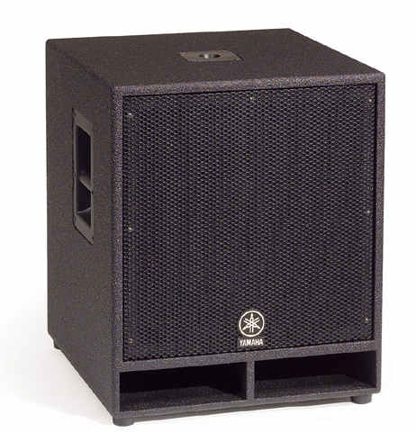 Yamaha CW-118 V Bass-Box Club Series passiv