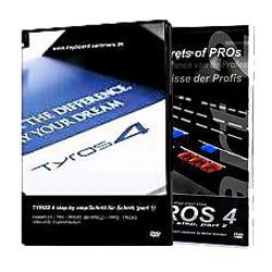 Yamaha DVD Tyros 4 Schritt für Schritt Teil 1 und 2