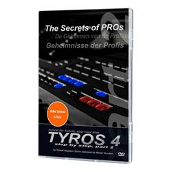 Yamaha DVD Tyros 4 Schritt für Schritt Teil 2