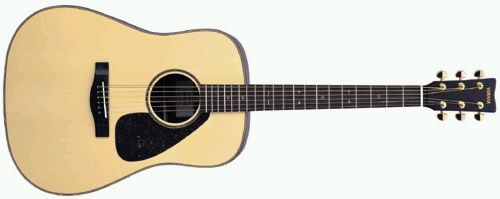 Yamaha DW-15 Acoustic Gitarre